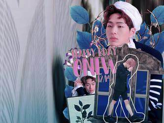 [SHINee] Happy Bday Onew- Blend by lovethekitty387