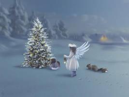 Winterworld by mrscats
