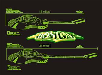 Concept Boston ship control by BostonArtist
