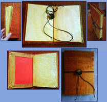 Indian Summer Journal by Elescave