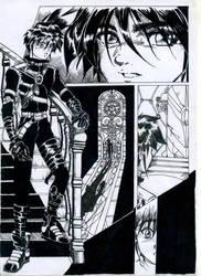 PAg de Manga antigo by jjohnnyy