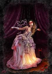 ...La Marionnette... by DarkAkelarre