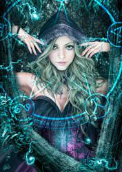 Enchantress by DarkAkelarre
