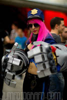 Vi cosplay by itsukih