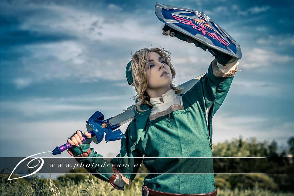 Link - Zelda twilight princess by itsukih