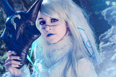 Kindred cosplay by itsukih
