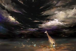 Night by zhongbiao