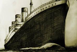 TITANIC by isuru077