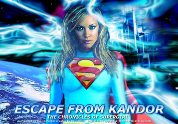 Escape From Kandor by NorthStarGenesis