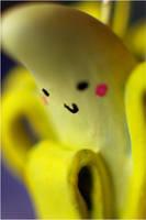 cute banana by mintyy