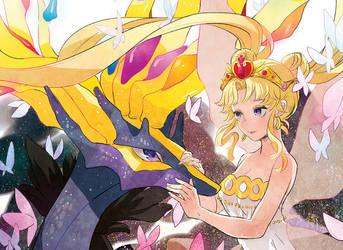 Fairy Wind by draa