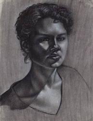 Self-portrait 2013 by dierat