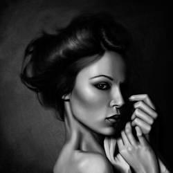 Whisper study by dierat