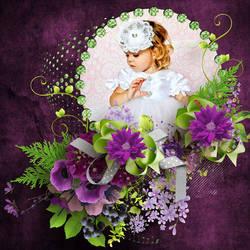 Desclics LesTemplatesDeDesclics Pack40 PurpleObses by Angeliques-Scraps