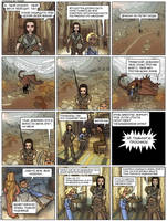 4-page Skyrim comics rus ver by Oessi
