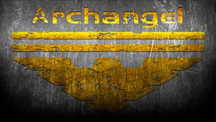 Archangel Wallpaper by PVF73