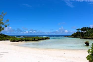 Secret Bay  Vanuatu by MissSpocks