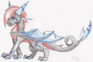 - Official OC: Shadow the Dragon - by Celestial-StarLightX