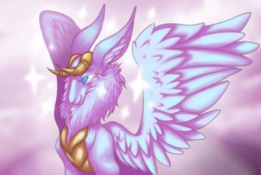 Dragon DIVA for Werefallen by nikyri