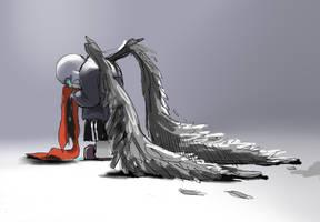 [wingtale?]sans2 by nogoojing