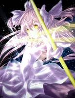 Goddess Madoka by saiki2