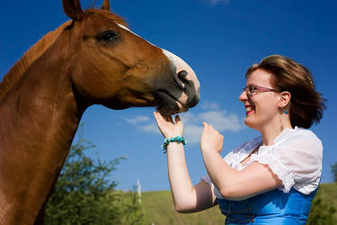horse whisperer by Tattoomaus78