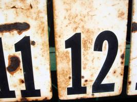 Numbers by spitinyoureye