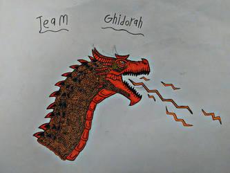 Team Ghidorah by BazelEntertainment