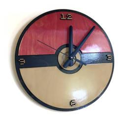 Pokemon Clock by Athey