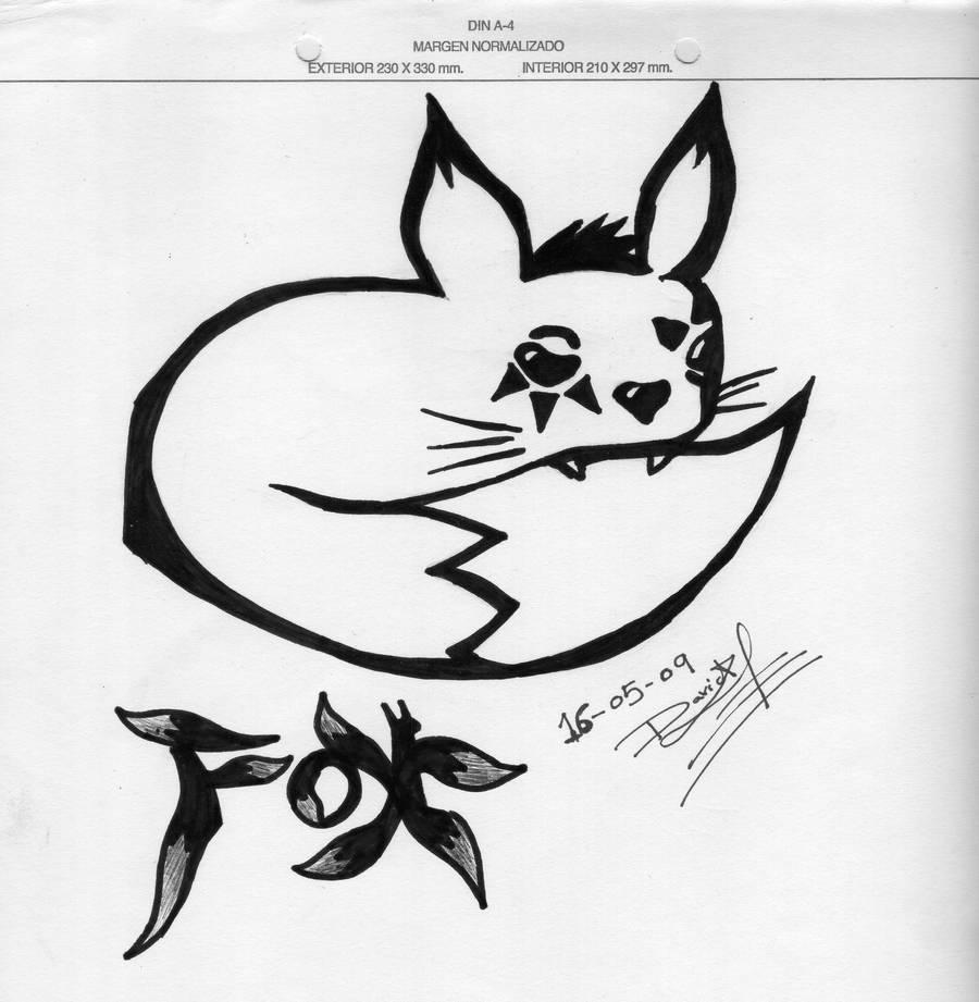 Fox by Hernysite