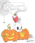 Happy Halloween 2015! by Kharotus