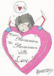 Happy valentines day 2016! by Kharotus