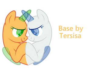Pony Base 36 by Tersisa
