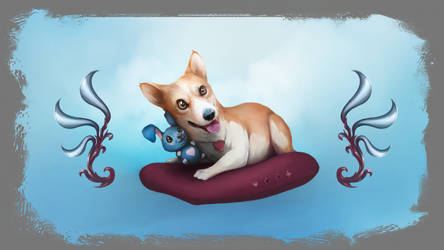 Doggo by PaladinPainter
