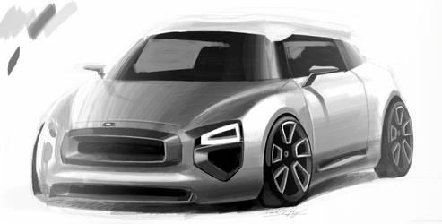 Minicar by dyrborgdesign