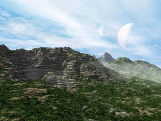 Landscape by henrytj