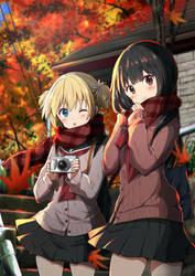 Autumn by ErikaRagho