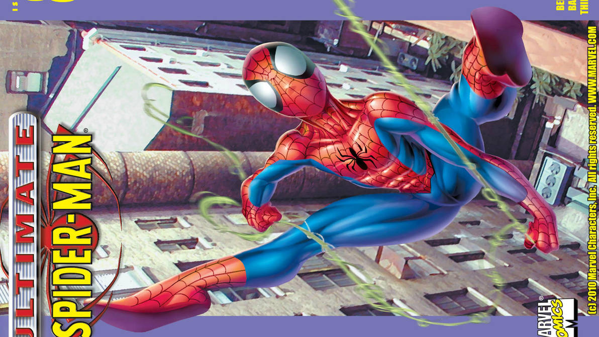 Ultimate Spider Man Wallpaper New Wallpapers