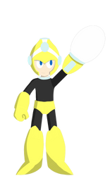 Photon Flare in Mega Man 11's Style by DjimmiGreat