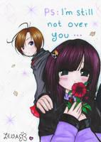 PS : I'm still not over U .. by zenab-tareef