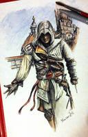 Ezio\Altair  - Same destiny one Creed by Musiriam