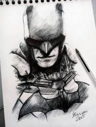 Batman Arkham Knight by Musiriam