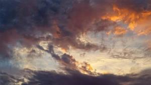 Sunset Blast 02 by DonnaMarie113