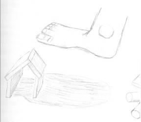 foot by GeekyLogic