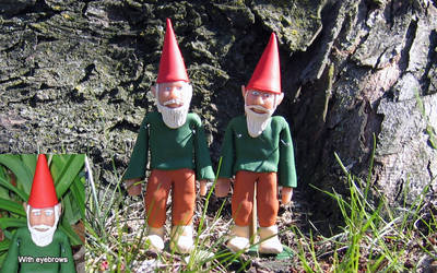 Gnomes by GeekyLogic