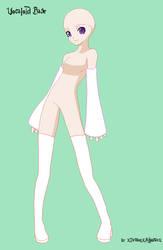 Vocaloid base by xDemonxAkumax