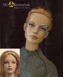 Seven of Nine or 7 of 9 by my-immortals