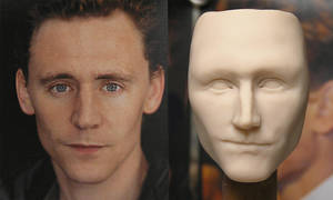 My Immortals Original Loki sculpt commission WIP by my-immortals
