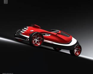 Speedster by 12055