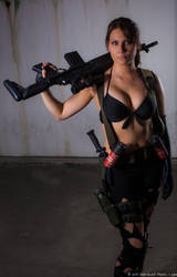 Quiet - Metal Gear V by IXISerenityIXI